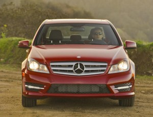 2013 Mercedes-Benz C250 Sedan with Sport Package Plus