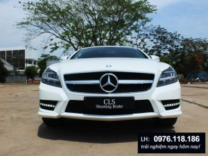 Mercedes Benz CLS350 Shooting Brake 2014 2015 (1)