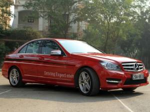 Mercedes-C300-AMG-1