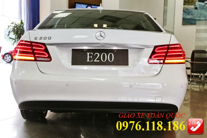 Mercedes E200 2014 (9)