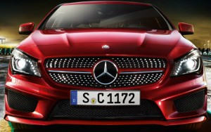 Mercedes-Benz CLA250 2.0 AT