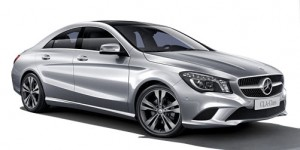 Mercedes-Benz CLA250 Copue CDI