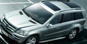 Mercedes-Benz GL500 4MATIC 5.5 AT