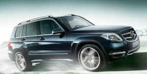 Mercedes-Benz GLK220 CDI BlueEFFICIENCY