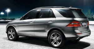 Mercedes-Benz ML250 4MATIC