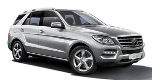Mercedes-Benz ML250 BlueTEC 4MATIC 2.2 AT
