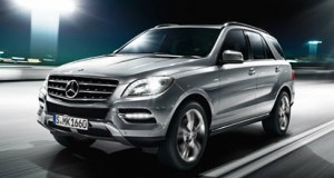 Mercedes-Benz ML350 4MATIC BlueEFFCIENCY