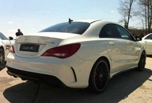 Mercedes CLA250 4Matic 2014, 2015 (3)