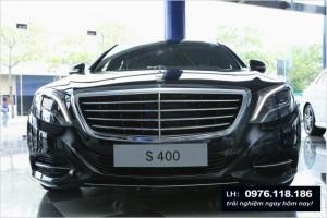 Mercedes S400 VietNam (1)