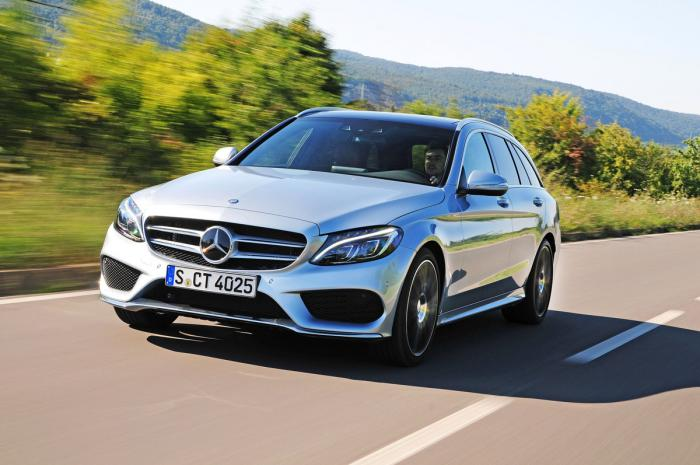 Mercedes C-Class Estate đánh giá