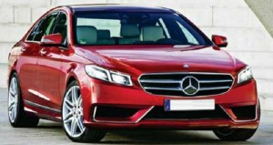 Mercedes E-Class will appear in sedan, wagon, coupe and convertible versions