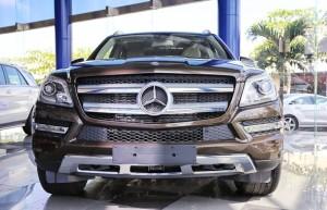 Mercedes-GL350