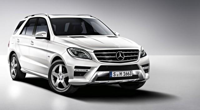 Mercedes ml400