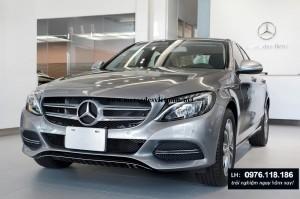 Mercedes C200 2015 ngoai that noi that (1)
