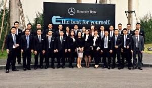 Mercedes Benz Vietnam Star Hà Nội