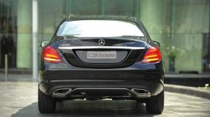 Mercedes C250 Exclusive