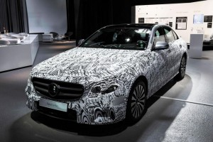 Mercedes E Class 2016
