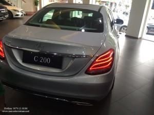 Mercedes C200 2016 (2)