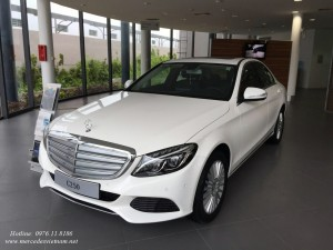 Mercedes C250 Exclusive 2016 moi (3)