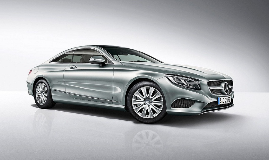Mercedes S400 4Matic Coupe 2016