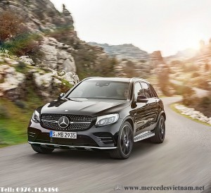 Mercedes-AMG GLC 43 4matic (1)