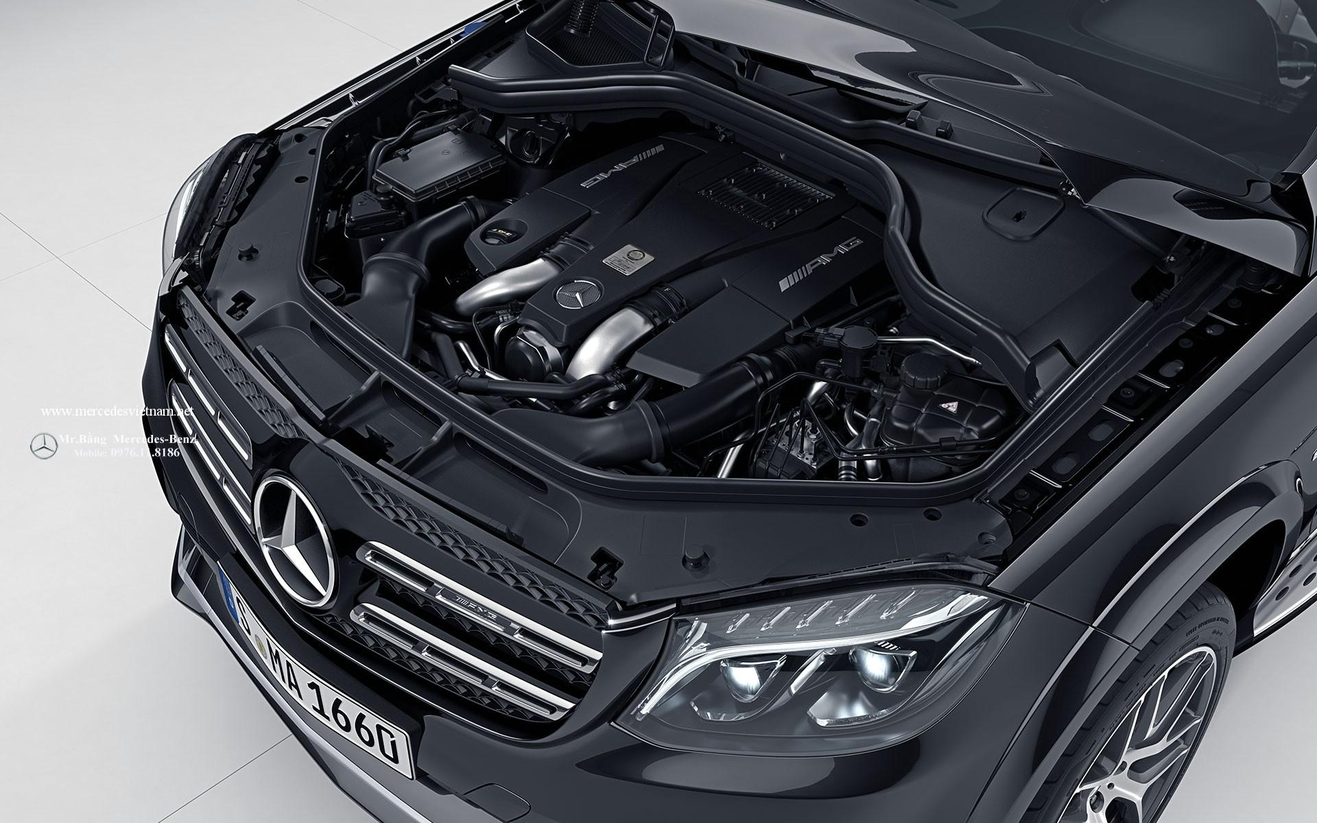 Mercedes AMG GLS 63 4Matic 2016 2017 (4)