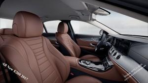All New Mercedes E200 2017 (8)