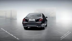 Mercedes E300 – Tuyệt tác của trí tuệ