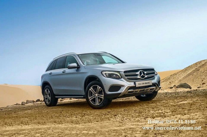 Mercedes GLC 250 4Matic 2018