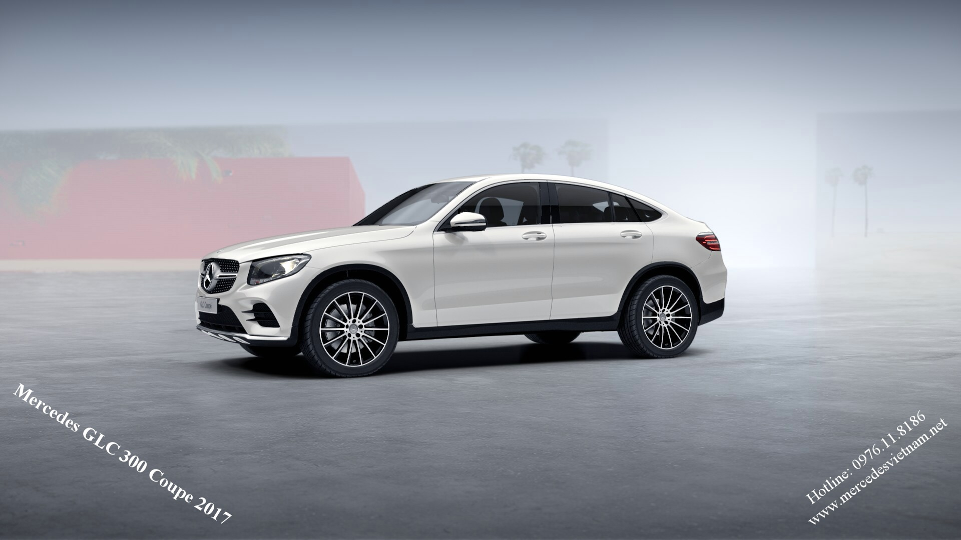 Mercedes GLC 300 Coupe