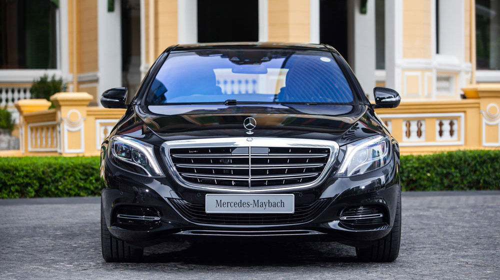 Mercedes-Maybach S400 4Matic 2018