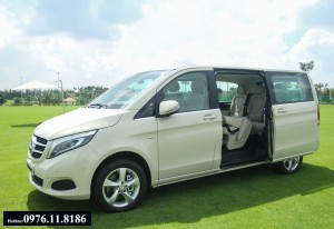 2017 All New Mercedes V250 may xang 7 cho ngoi (12)