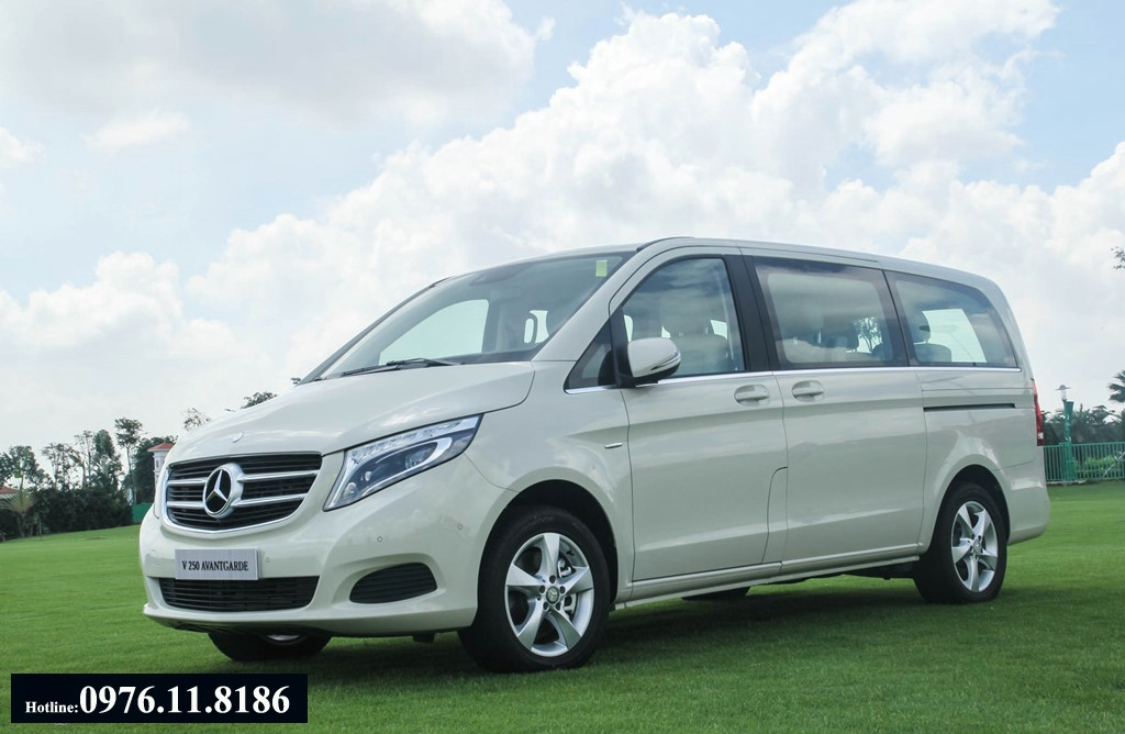 2017 All New Mercedes V250 may xang 7 cho ngoi (2)