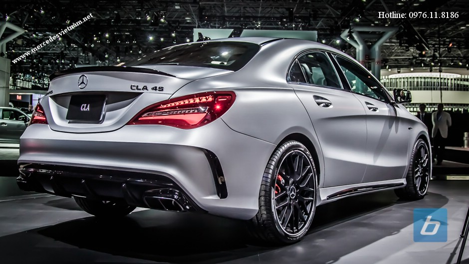 Mercedes AMG CLA45 4Matic