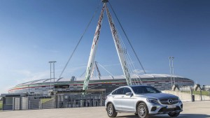 Mercedes-Benz GLC Coupé (C253), Press Test Drive Turin 2016