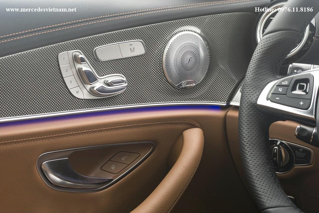 Mercedes E300 AMG
