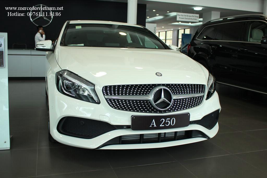 Mercedes A250 Sport 2018