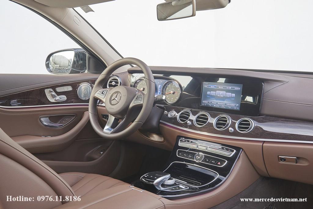 Mercedes E250 2017, 2018 ngoai that noi that mercedes vietnam (1)