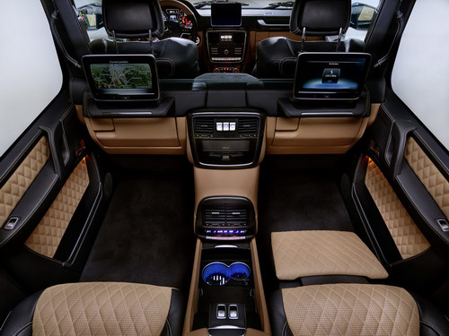 Mercedes-Maybach G650