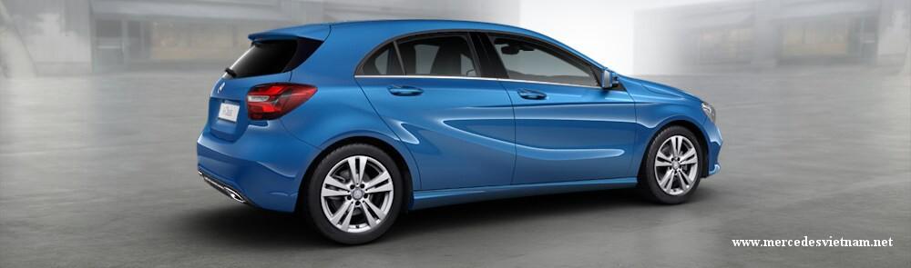 Mercedes A200 va Mercedes A250 2018 (9)