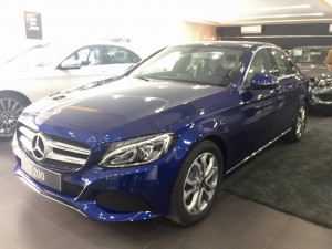 Mercedes C200 2018 ngoai that (3)
