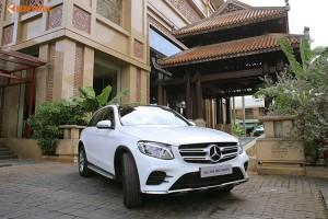 Các tính năng an toàn của chiếc xe Mercedes GLC 300