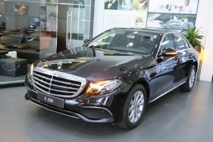 Những đánh giá tổng quát về Mercedes E200 (1)