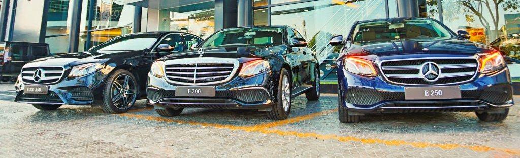 Những đánh giá tổng quát về Mercedes E200 (4)