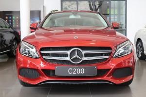 Hé lộ những hình ảnh nâng cấp mới của mẫu xe Mercedes C200