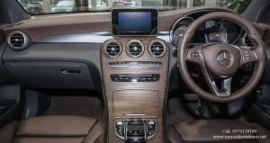 Thông tin chi tiết về phiên bản Mercedes GLC 200