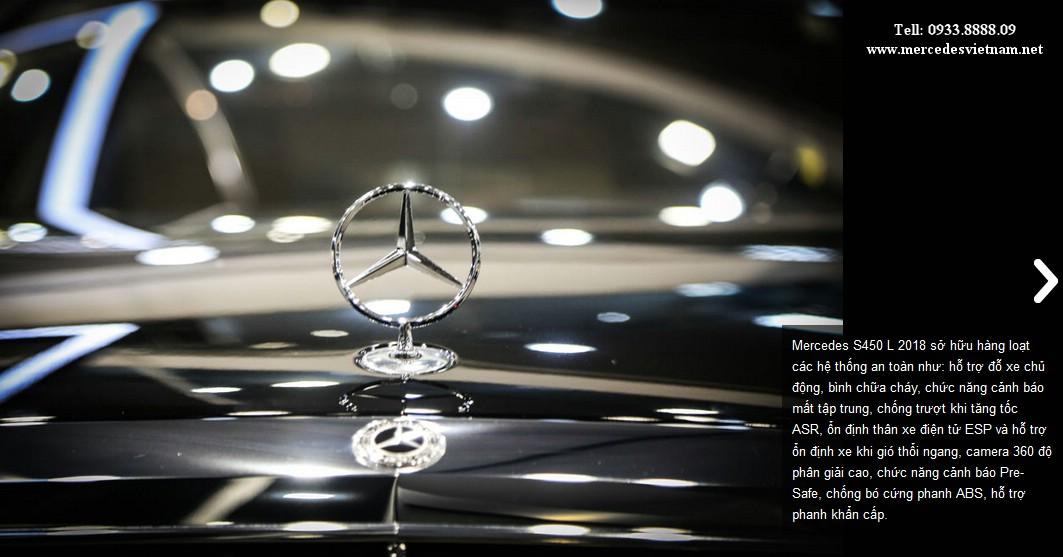 Mercedes S450 va Mercedes S450 Luxury 2018 2019 (9)