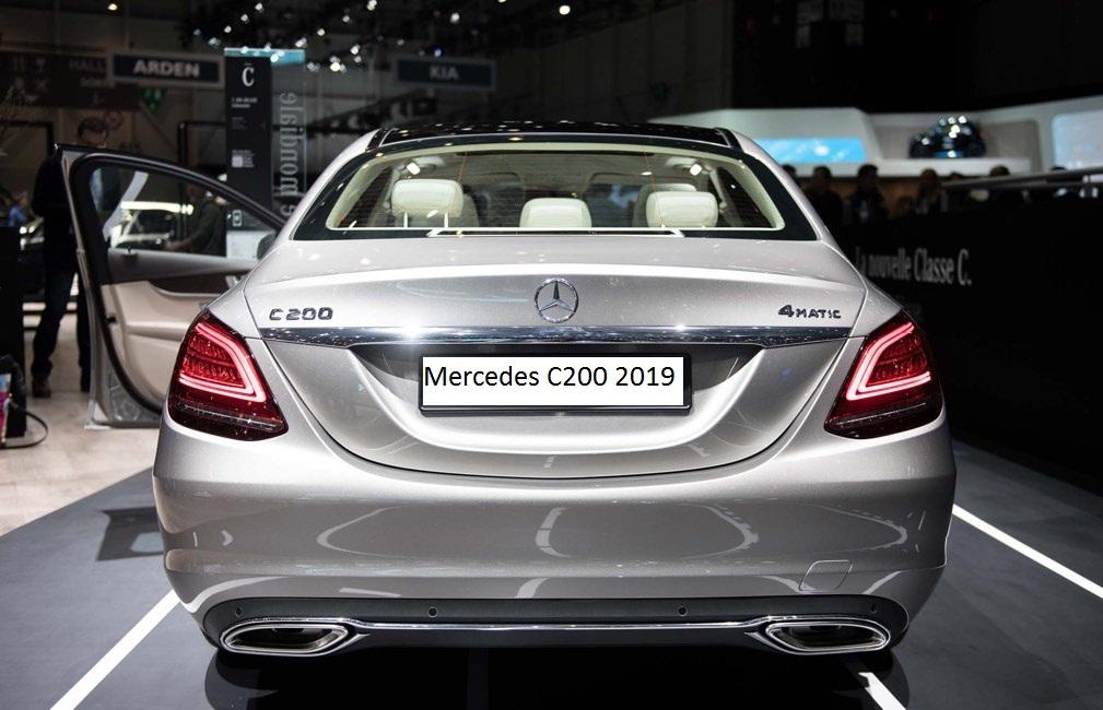 Mercedes C200 2019 (3)