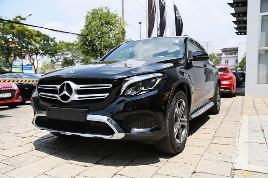 Mercedes GLC 200 2019 sang trọng, lịch thiệp đa dụng cho gia đình (1)
