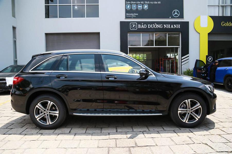 Mercedes GLC 200 2019 sang trọng, lịch thiệp đa dụng cho gia đình (2)